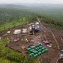 Первый этап строительства - геологоразведка