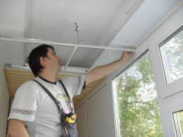 Как сделать потолок идеально ровным