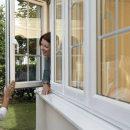 Металлопластиковые окна: изменения в конструкциях за 50 лет