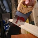 Как выбирать ножовку по древесине