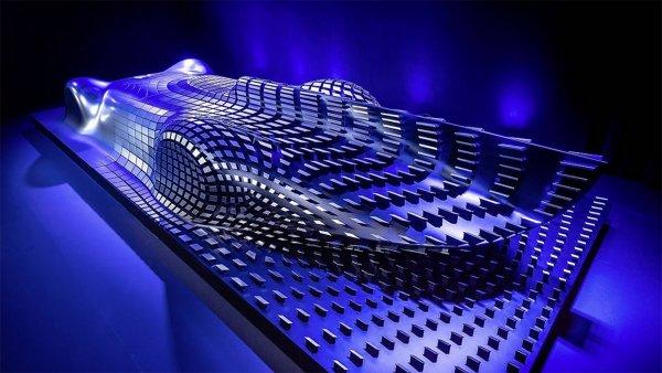 Mercedes-Benz анонсировал электрический суперкар