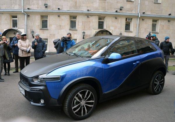 «Ё-мобили» продают в Минске за 5 000 000 рублей