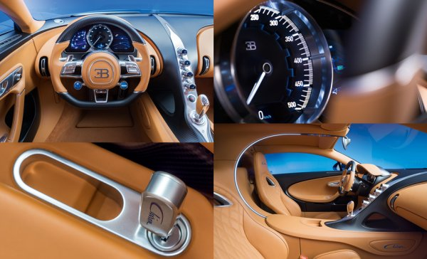 Bugatti выпустит гиперкар Chiron Divo стоимостью 5 млн евро