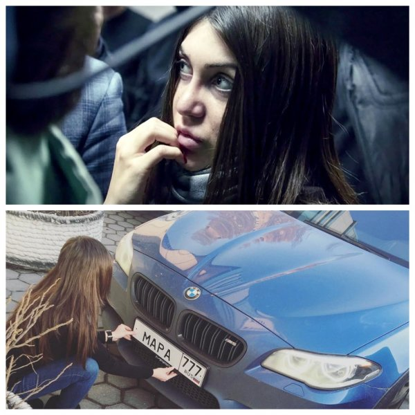 Стритрейсершу Мару Багдасарян снова задержали за езду без прав в Москве