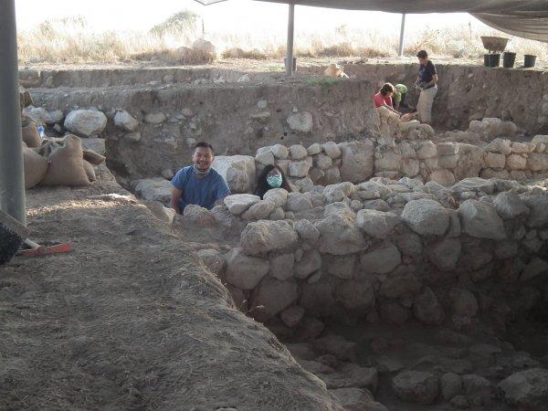В Израиле найдены руины библейского города Цэйр