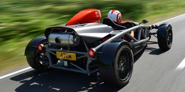 Ariel представила новый каркасный спорткар Atom 4