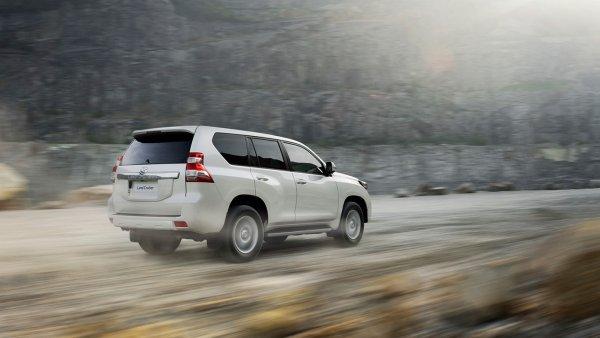 Эксперты назвали ТОП-10 марок сегмента SUV вторичного рынка России