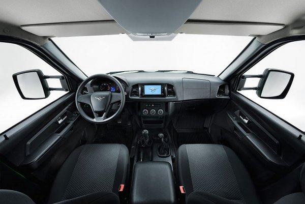 В продаже появился долгожданный промтоварный фургон УАЗ «Профи»