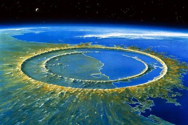 Ученые узнают, сможет ли Земля пережить падения огромного метеорита