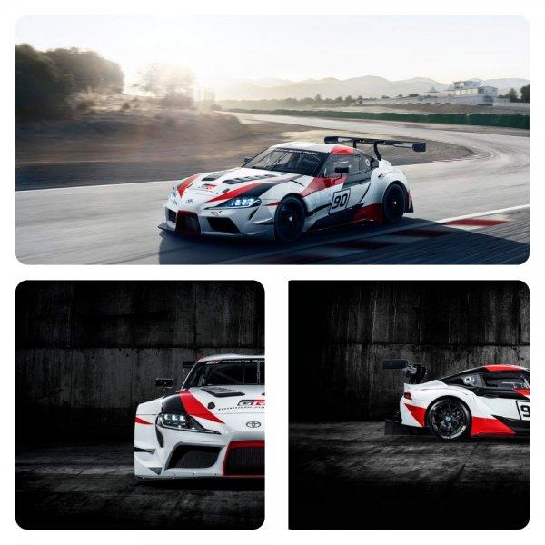 Новый спорткар Toyota Supra представили на видео