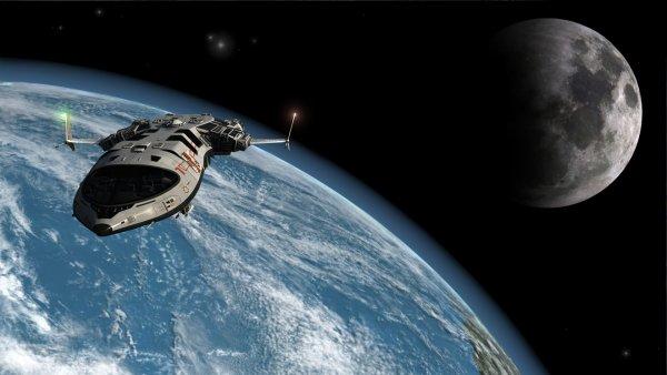 Известна стоимость билета для космических туристов от Blue Origin