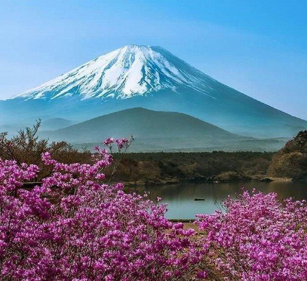 Ученые: Между двумя вулканами в Японии существует глубокая подземная связь