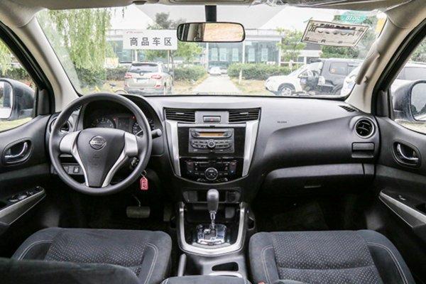 Dongfeng завершает испытания нового пикапа на базе Nissan Navara?