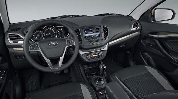 Седан LADA Vesta получил «престижный» пакет новых опций