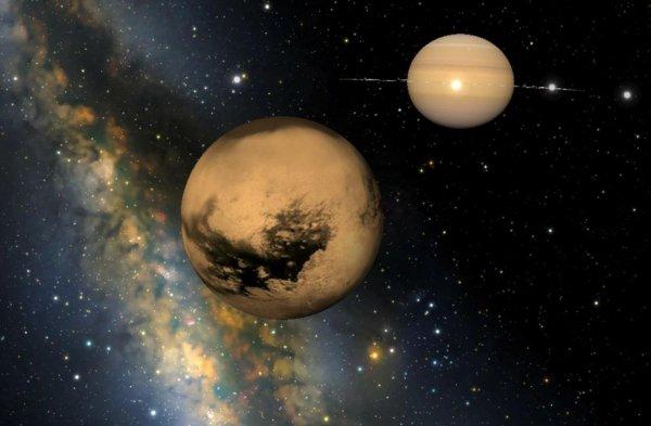 Космический балет: Ученые на спутнике Сатурна разыскивают внеземную жизнь