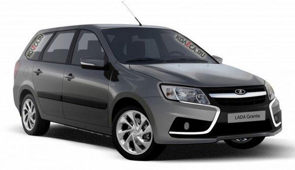 «АвтоВАЗ» продолжает тестировать новый универсал LADA Granta в Тольятти