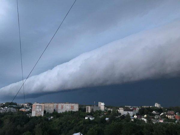 Жителей Смоленска шокировал надвигающийся «апокалипсис»