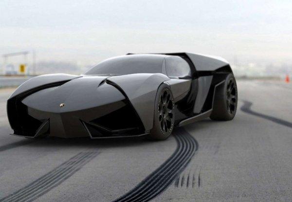 Преемник Lamborghini Aventador обзаведется гибридным агрегатом на базе 12-цилиндрового мотора