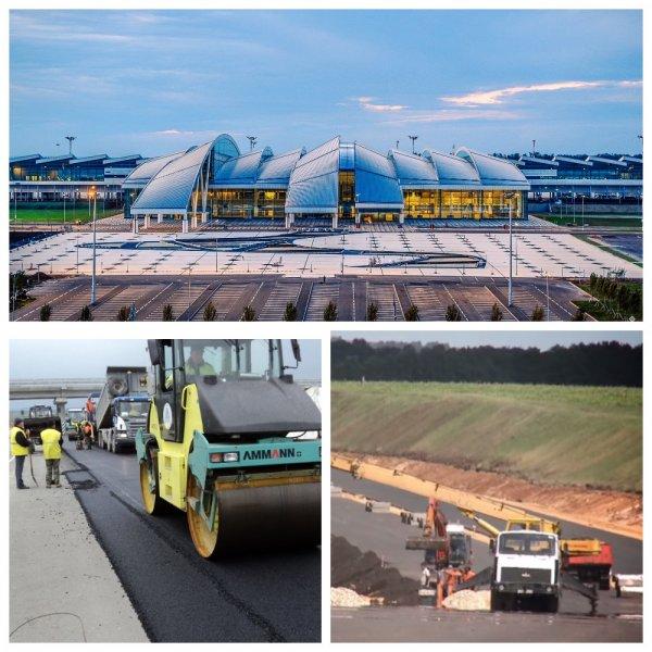 Строительство новой четырехполосной дороги к «Платову» начнется в сентябре