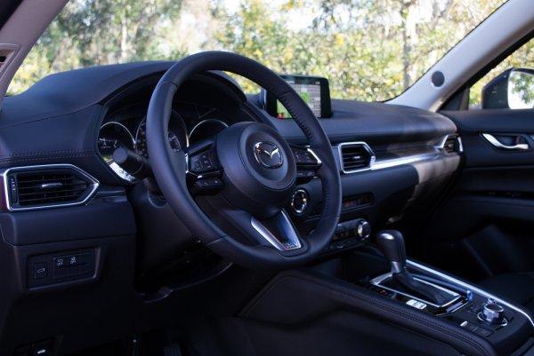 Российские продажи Mazda за июнь выросли на 15%