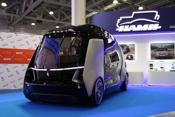Москва будет развивать беспилотный транспорт вместе с «Яндексом»