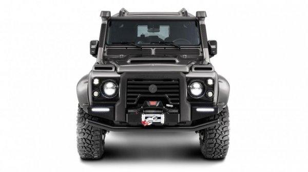Тюнеры из Ares Design показали своё видение Land Rover Defender