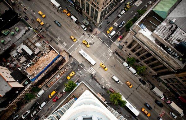 В США протестировали новую систему регулировки дорог без светофоров