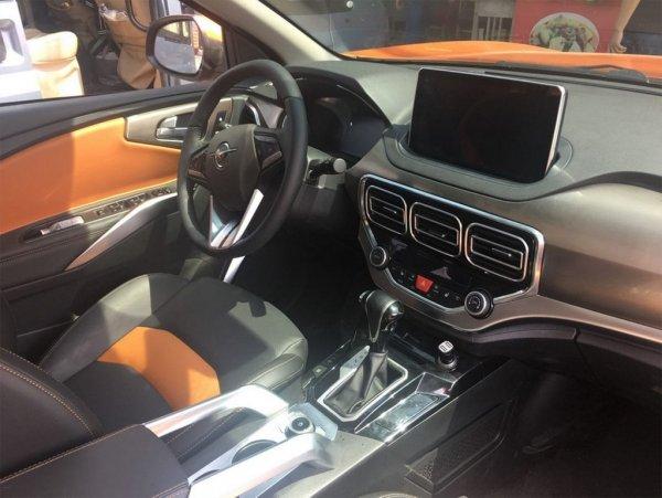 Кроссоверы Haima S5 нового поколения появились у китайских дилеров