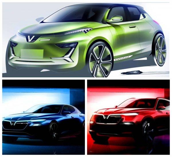 Вьетнамские автомобили VinFast могут выйти на рынок России