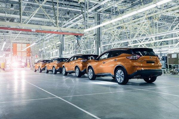 Моторы и трансмиссии для новинок Nissan начнут производить в России