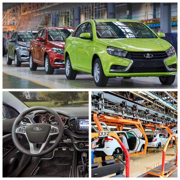 «АвтоВАЗ» уходит в плановый корпоративный отпуск