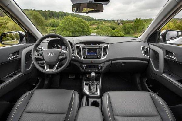 Hyundai представил обновленный кроссовер Hyundai Creta Sport