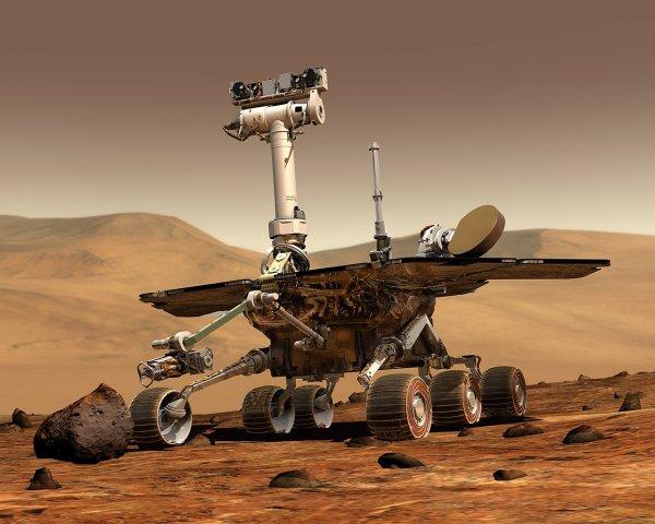 Марсоход Curiosity столкнулся с серьезной проблемой