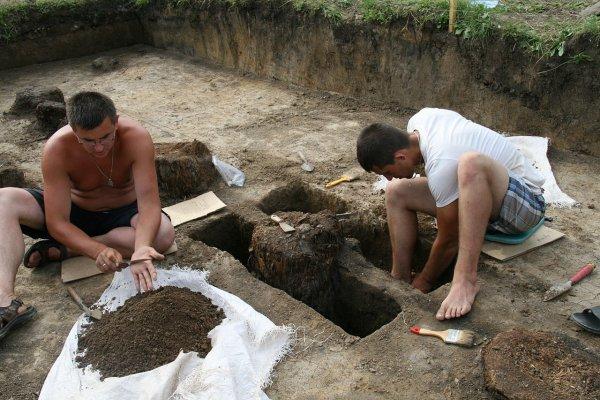 Древнюю могилу молодой ведьмы обнаружили на Украине