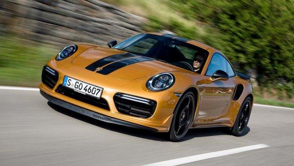 В Porsche трудятся над спорткаром,  «которого никогда не было»