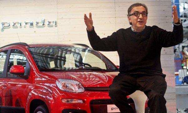 Fiat Chrysler Automobiles поменял главного управляющего