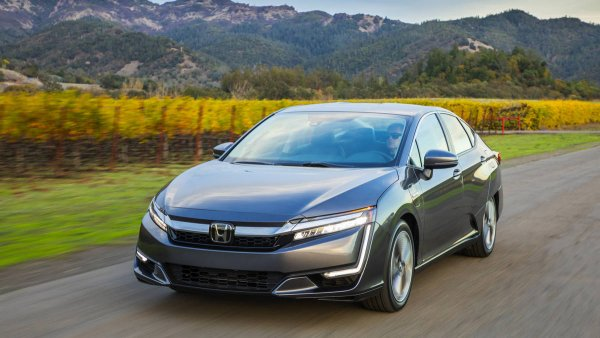 Honda электрифицирует две трети своих автомобилей к 2030 году