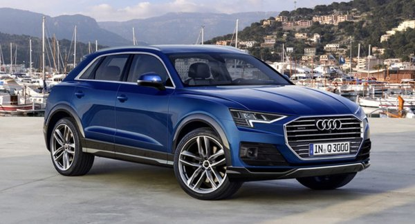 Audi в видеотизере анонсировала мировой дебют Audi Q3
