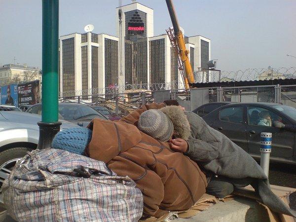 В России впервые за пять лет уменьшился уровень бедности