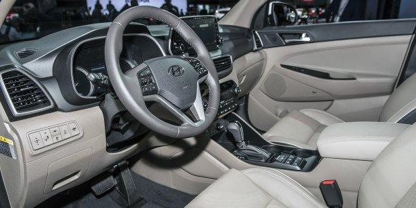 В Россию в августе приедет обновленный Hyundai Tucson