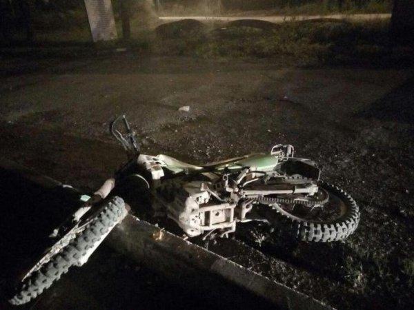 Во Владивостоке пьяный мотоциклист насмерть сбил пешехода
