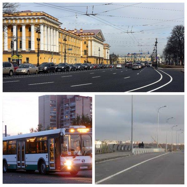С 26 июля в Петербурге введут новые ограничения движения транспорта