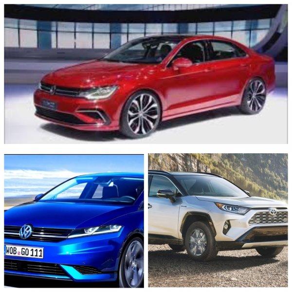 Эксперты назвали наиболее ожидаемые в РФ автомобили в 2019 году