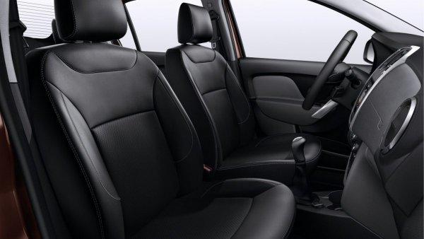 В России начались продажи обновленных Renault Logan и Sandero