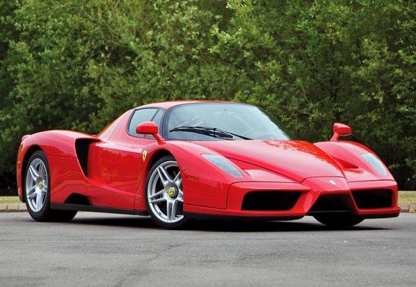 На продажу снова выставлен Ferrari Шумахера