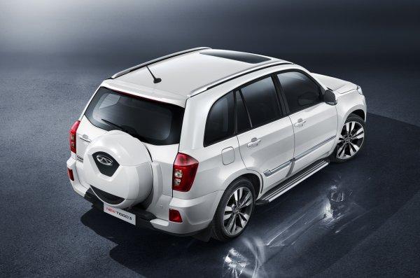 Треть автомобилей Chery в России продается в кредит