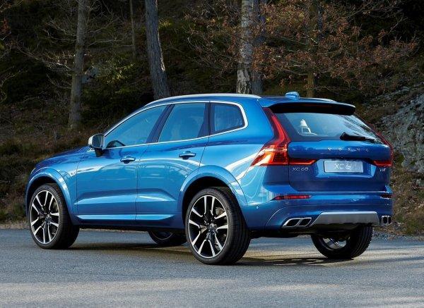 Российские продажи Volvo выросли на 11% в июне