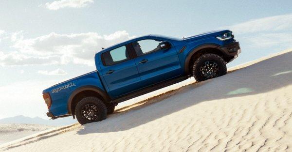 Пикап Ford Ranger Raptor лишится бензинового мотора