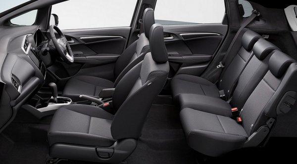 Honda Fit с тюнинг-пакетом Modulo Style появился в продаже