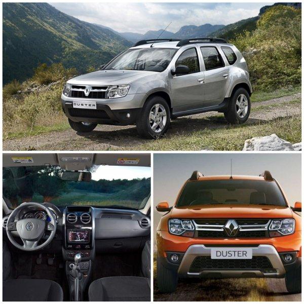 Московский завод Renault выпустил юбилейный 400-тысячный кроссовер Renault Duster